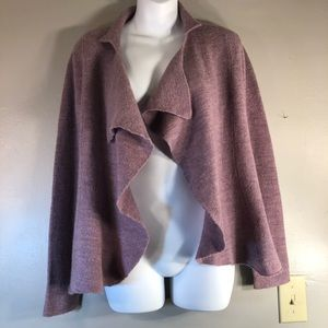 NWOT Eileen Fisher 100% Merino Wool Cardigan